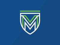 Moore Insurance Logo – Shield