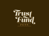 Trust Fund Pets Logo – Primary