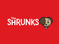 The Shrunks – Secondary Logo