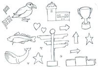 UK icons and landmarks 1