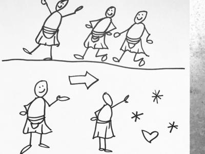 Kilt People illustration