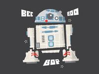 R2 D2 Dribbble