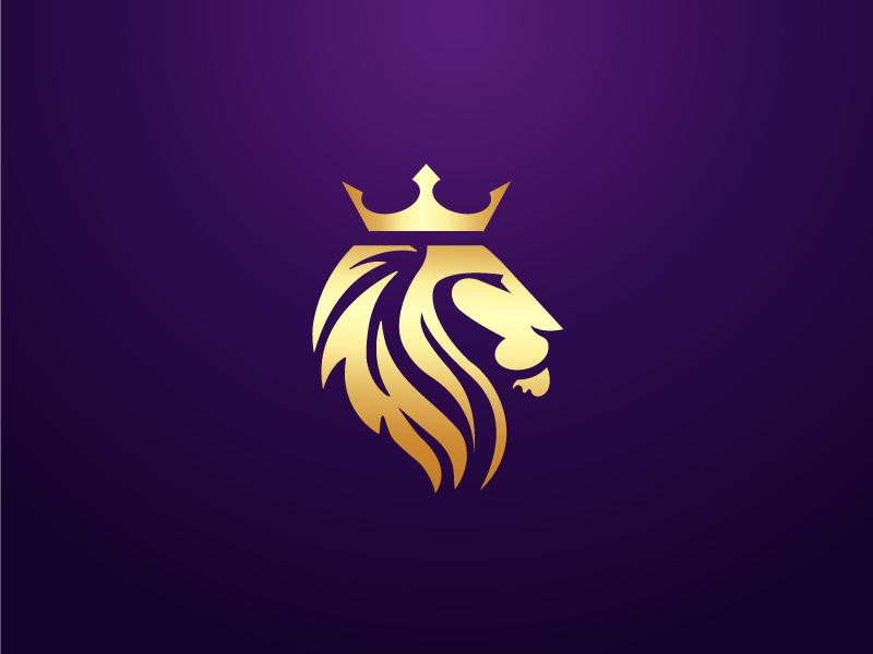 royal lion logo by a11 designs dribbble dribbble