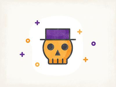 Anthropologist set monicon anthropologist design hat skull outline monoline vector icon illustration