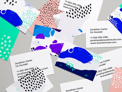 Little Things Patterns ui background joyful happy set elements dots lines circles business cards textures patterns