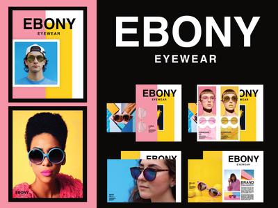 Ebony Eyewear Catalog