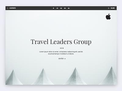 Brojure Cover Page brojure app material list white elegant minimal web design ux ui