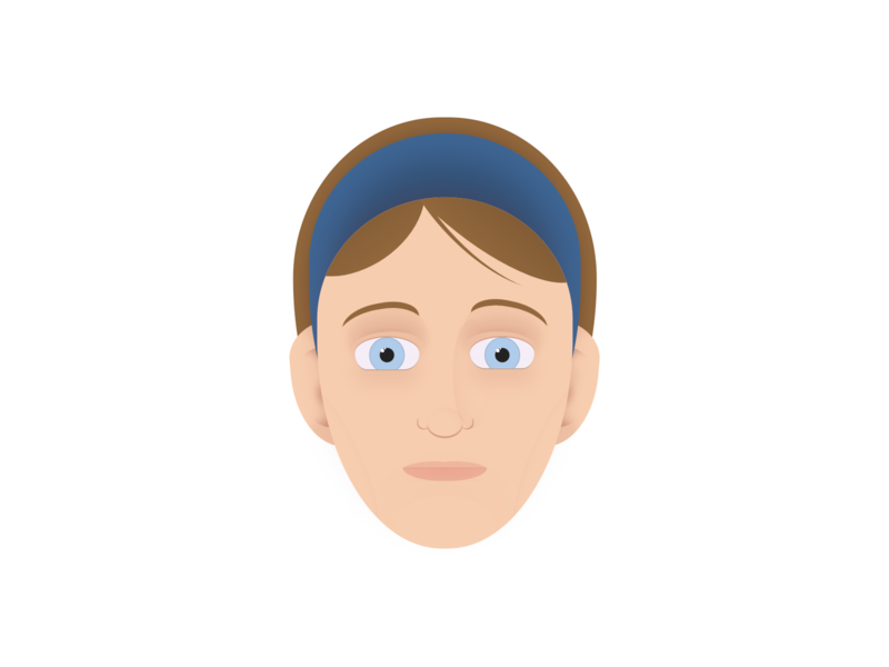 Face face person cartoon vector css art html css html5 html css drawing css3 css illustration