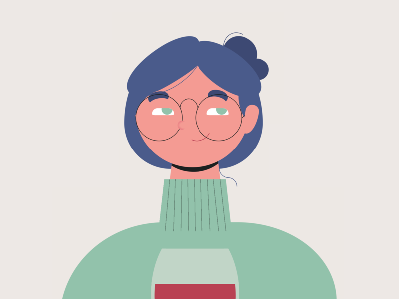 Tipsy woman wine person vector cartoon css art html css html5 html css drawing css3 css illustration