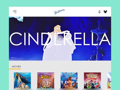 — Fantasia: app