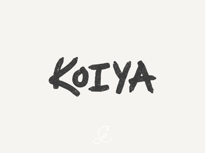 — koiya