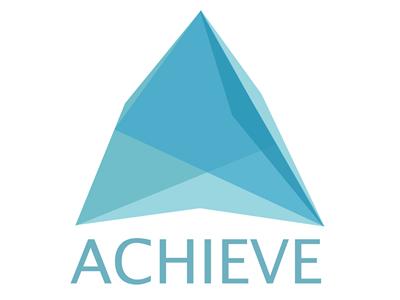 Achieve Logo arrow logo achieve mountain arrow logo mountain logo
