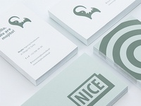 Mojito business card