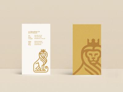 KMCC businesscard lion