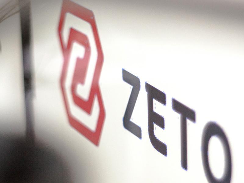 Zeto software zeto branding software logo