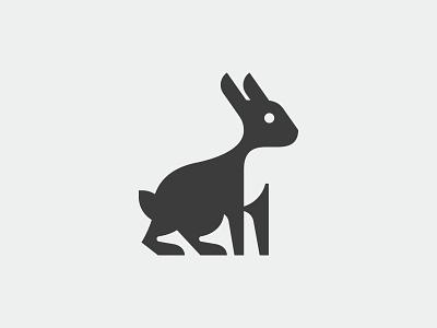 Rabbit symbol symbol logo rabbit