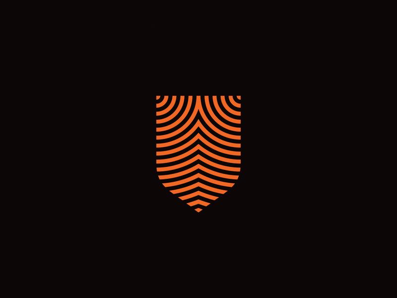 GDG Acoustic Barrier Panels wave branding design symbol logo panels barrier acoustic