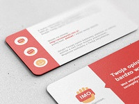 IMO Business card