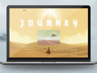 Daily UI 003 - Landing Page (Mockup)