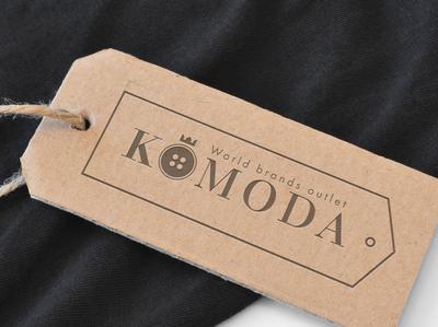 KOMODA logo