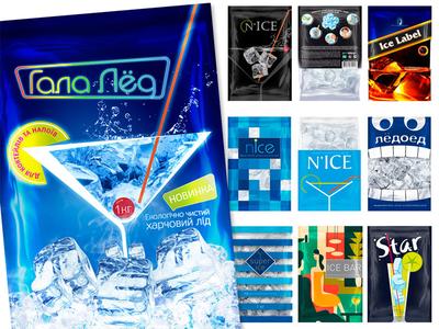 Ice packaging