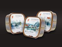 Packaging Herring for Flagman TM