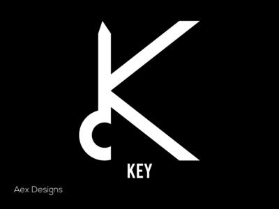 K is for Key logoidea logoinspiration simple minimal illustrator graphicdesign adobeillustator keyicon icon keylogo key branddesigner brandidentity branddesign branding brand logodesigns logodesign logos logo