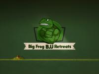 Big Frog BJJ Retreats