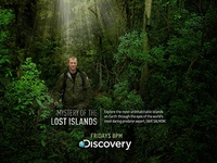 The Mystery of the Lost Islands