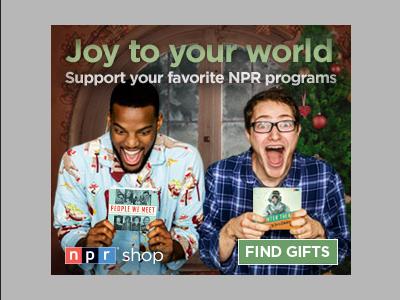 NPR Shop ad campaign