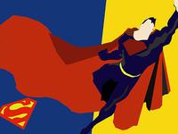 Superman Book Cover Design