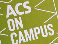 ACS on Campus logo
