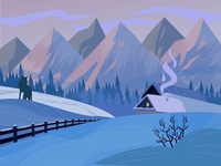 Winter Villige