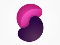 Letter S + C Logo