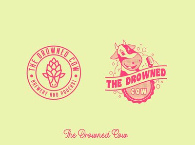 Designs for a brewery and podcast out in Canada