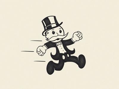 1930's Monopoly dude