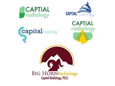 Capital Radiology Logo...