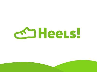 Heels! battle logo reddit