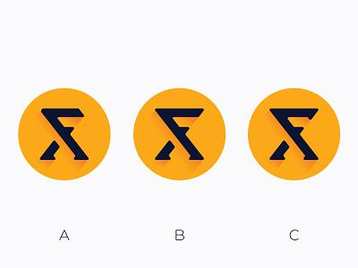 XF Logo Concept symbol branding concept logodesign logo