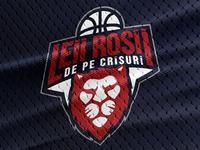 Lion Basketball Logo