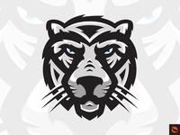 [Speedart] Tiger Mascot Logo