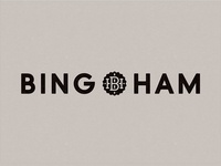 Bing + Ham Logo