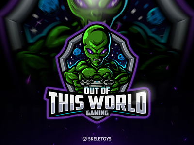 OUT OF THIS WORLD GAMING