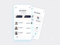 Payment - Mobile App Concept designs 2020 trends ui design banking app android app design ios app design uidesign mobile app concept payment - mobile app concept payment - mobile app concept