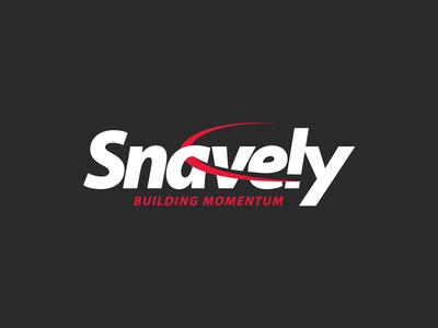 Snavely Logo logo branding identity