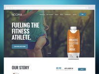 Nooma Website Design