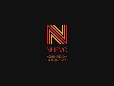 Nuevo Mod Mex Logo identity logo branding