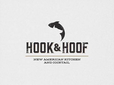 Hook & Hoof Logo logo website branding
