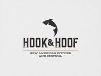 Hook & Hoof Logo