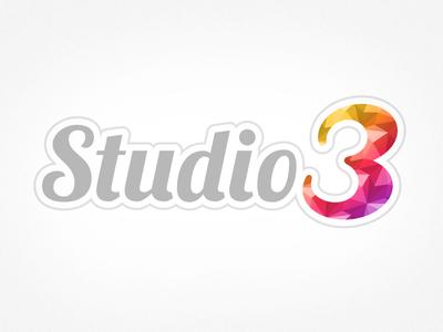 Final Logo for Studio 3